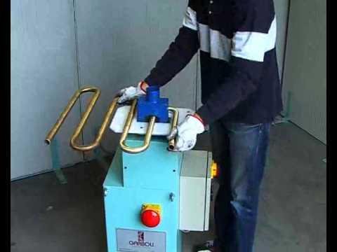 Шлифовальный станок для изогнутых труб Garboli  LPC 90