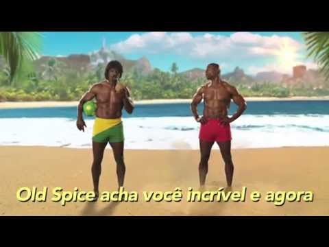 Terry Crews Presents: Old Spice Brazil!