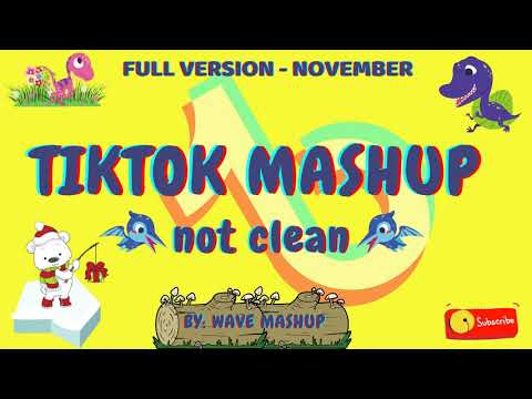 Tiktok Mashup November 2020 🍅🦇not clean🍅🦇