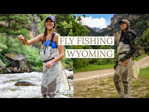 Fly Fishing the Cowboy State | Life on the Road VLOG 6