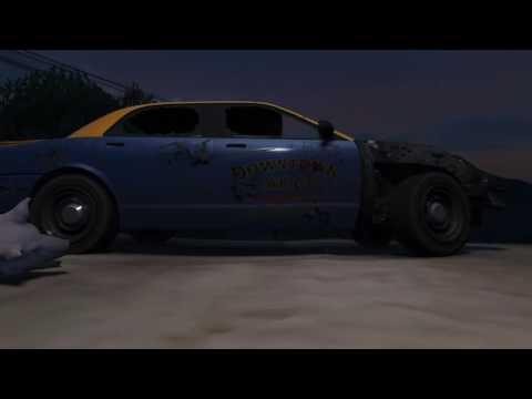 GTA V - Crazy Taxi