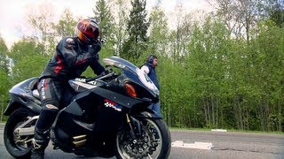 Suzuki Hayabusa GSX1300R Videos