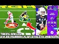 Kyler Murray IS AN ATHLETIC PHENOM! TAKING ANKLES! Madden 21 Ultimate Team