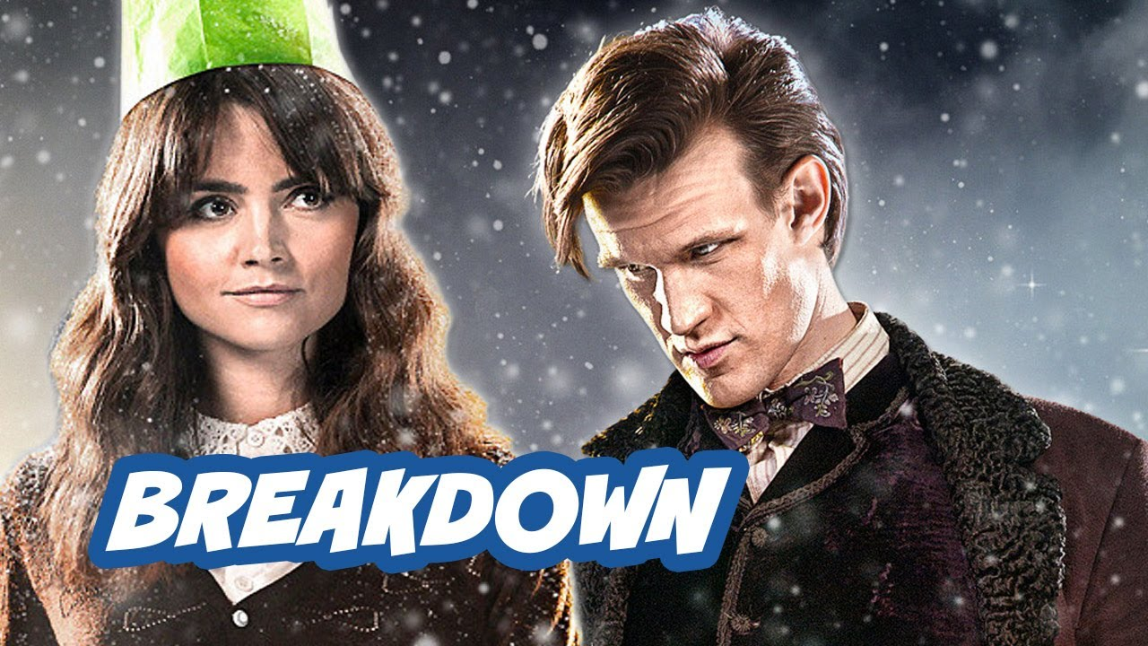 Doctor Who Christmas Special 2013.Doctor Who Christmas Special 2013 Breakdown The Time Of The Doctor