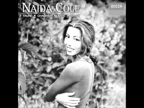 NAIDA COLE plays FAURE Ballade Op.19 solo version (1999)