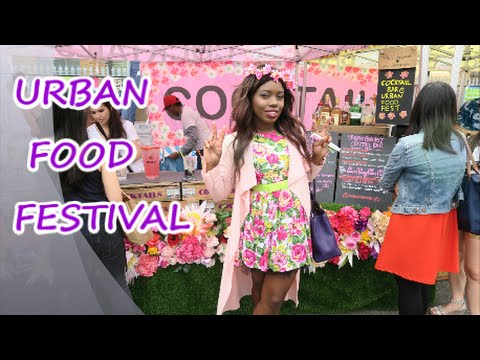 MISSY | HOW GOOD FOOD SHOULD LOOK AND TASTE.  URBAN FOOD FEST IN SHOREDITCH #VLOG 8