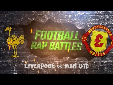Liverpool vs Manchester United RAP BATTLE! (2016 Preview Klopp vs Mourinho)