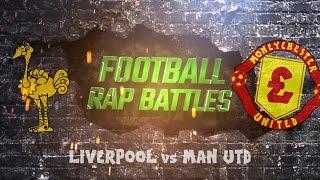 Liverpool vs Manchester United RAP BATTLE 2016 Preview Klopp vs Mourinho