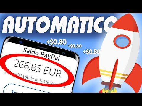 Guadagnare 0.80$ Più e Più Volte in Automatico