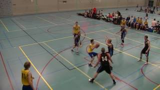 10 december 2016 Cobranova U20 vs Rivertrotters U20 57-48 2nd period