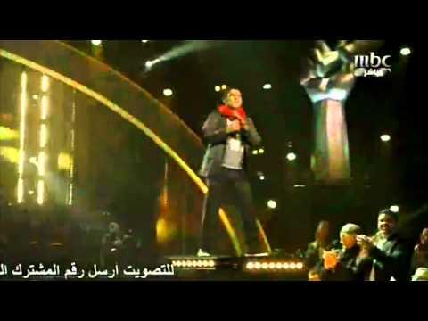 the voice mbc final   farid ghannam c'est la vie   فريد غنام   YouTube