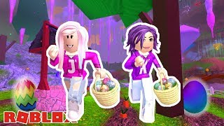 EASTER EGG HUNT CHALLENGE ON ROYALE HIGH / Roblox