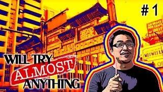 Will Try Almost Anything Ep 1: Out in the Streets