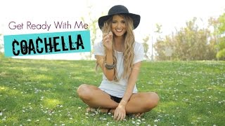 Get Ready with Me l Coachella