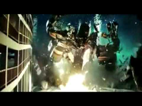 Transformers 2 The New divide