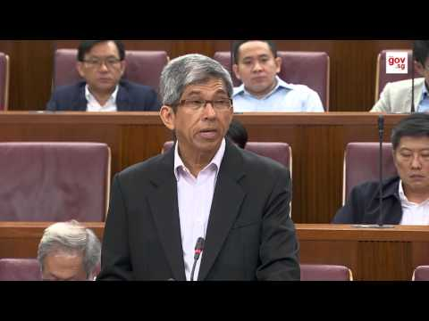 3 Challenges for the Malay/Muslim Community  - Minister Yaacob Ibrahim