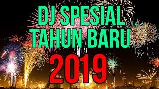 MERINDING!!! BASSNYA GILAA!!!💃🎵 DJ SPESIAL TAHUN BARU 2019 PALING ENAK SEDUNIA ((DJ YOSRA REMIX))