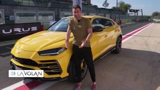 Lamborghini Urus - test drive de Bogdan Mirică