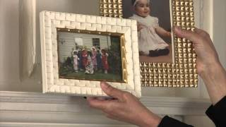 How To Decorate A Fireplace Mantel With Pictures : Home Accessories & Decor
