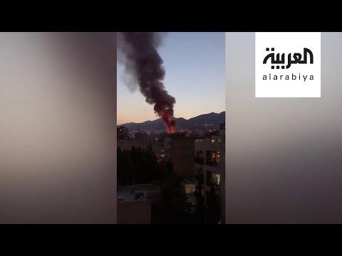 تكتم في طهران حول الانفجارات ومن يقف وراءها.. سلسلة انفجارات وقعت في إيران استهدفت مواقع استراتيجية  - نشر قبل 8 ساعة