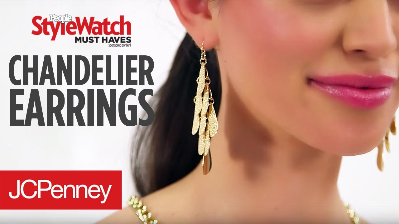 Spring fashion must haves chandelier earrings jcpenney jewelry spring fashion must haves chandelier earrings jcpenney jewelry aloadofball Image collections