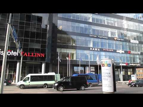 Tallinn - Kompassi business district