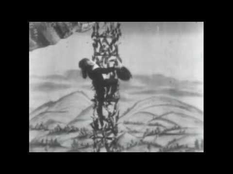 Silent Movie Jack And The Beanstalk by Thomas Edison 1902