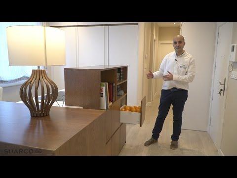 Una cocina salon m gica youtube - Salon y cocina integrados ...
