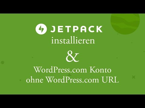 Die Jetpack WordPress Plugin Installation erklärt | Tag #9 || 31 Videos in 31 Tagen