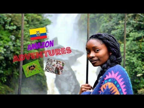 My Trip to Ecuador!🌴🌎