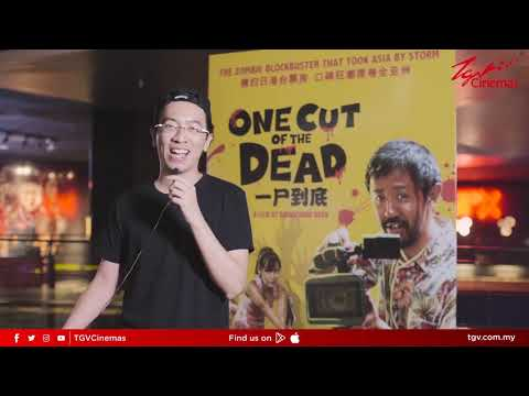 One Cut Of The Dead - Brilliantly Original!
