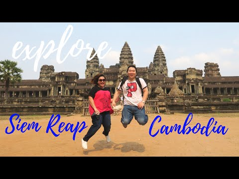 Siem Reap Cambodia Trip 2016 I Things To Do l Travel Guide,