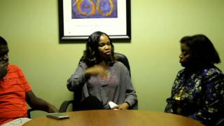 FEG interview with Janice L. Mathis Exec Dir of NCNW pt 1