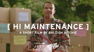 [ HI MAINTENANCE ] | A short film by Raleigh Ritchie (Based on