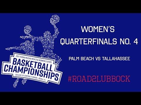 WBB Quarterfinal: Palm Beach vs Tallahassee