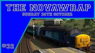 NovaWrap 30 October 2016
