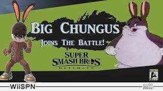 Mii Maker: How To Create Big Chungus!