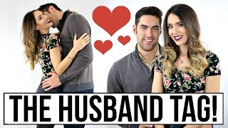 THE HUSBAND TAG | Meet My Husband Josh! | Shea Whitney