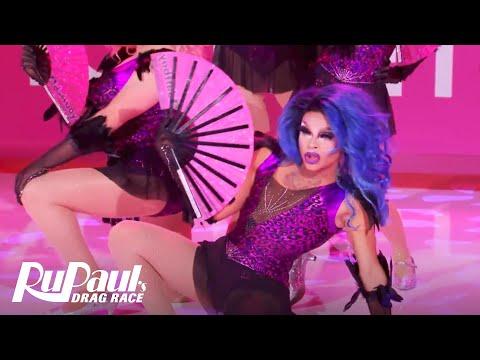 Team Glamazonia's Dance Routine   RuPaul's Drag Race Season 11