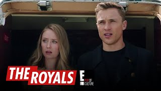 The Royals | Prince Liam Suspected of Attempted Assassination?! | E!