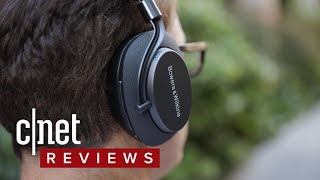 Video Bowers & Wilkins' PX wireless noise-cancelling headphone looks great download MP3, 3GP, MP4, WEBM, AVI, FLV November 2017