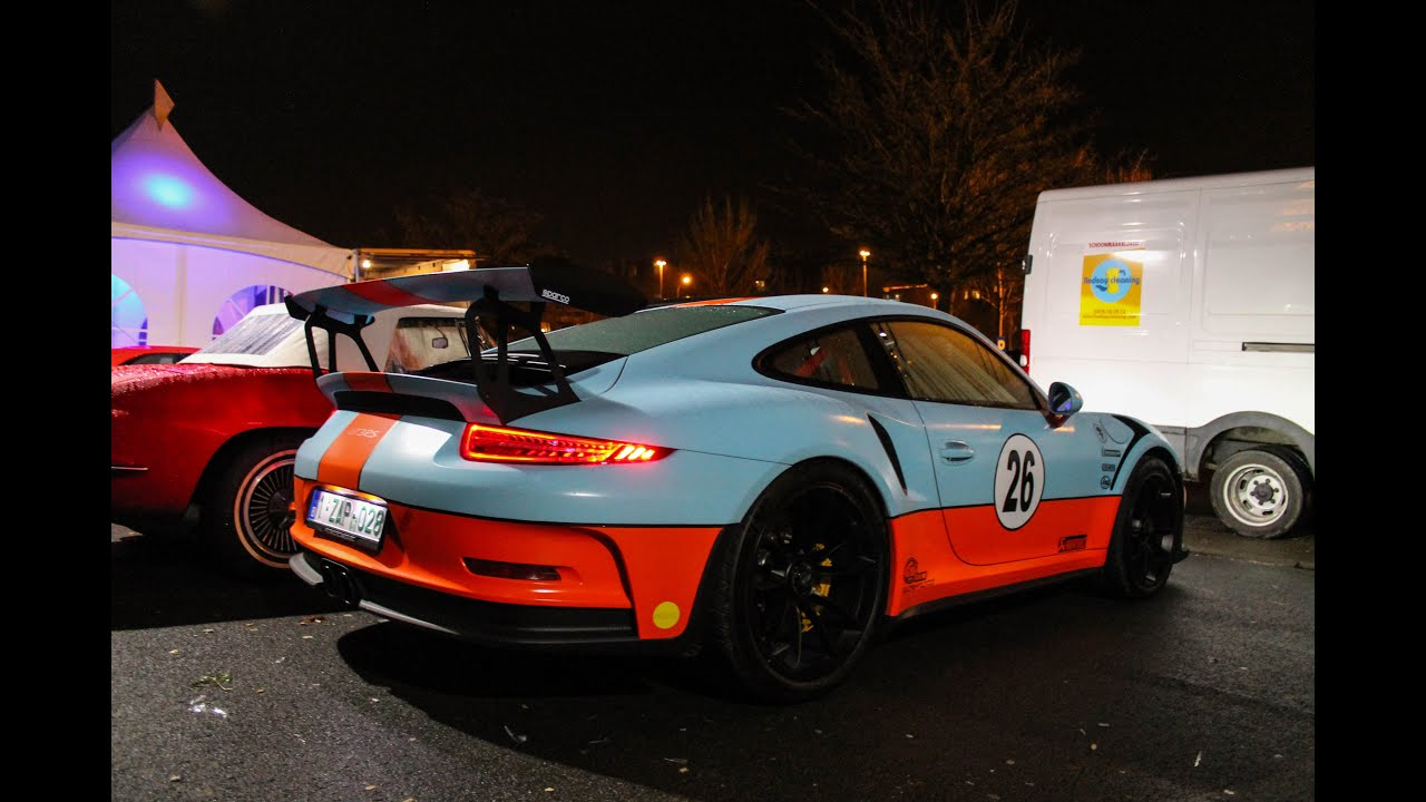GULF RACING COMPLETES LE MANS TEST - Gulf Racing