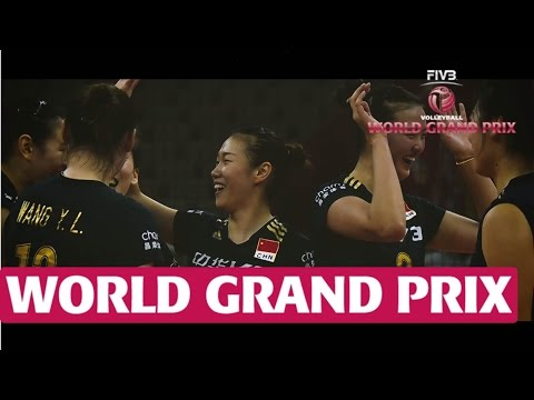 FIVB World Grand Prix Final Omaha 2015: Under the lights
