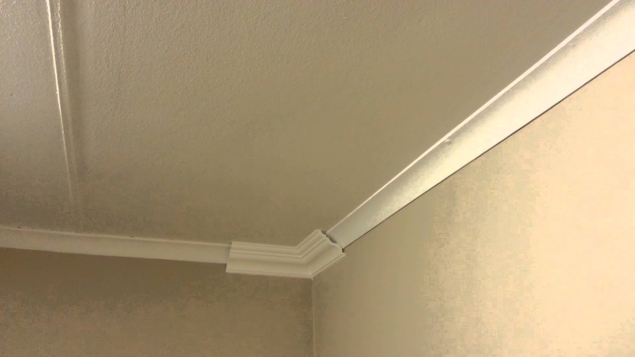 How to remove polystyrene ceiling coving for Ceiling cornice ideas