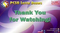 [LIVE] PCSO 9:00 PM Lotto Draw - February 11, 2020