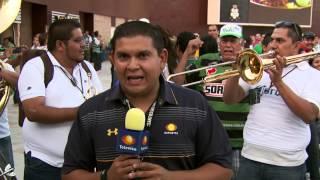 COLOR FINAL SANTOS VS QUERETARO IDA 2015