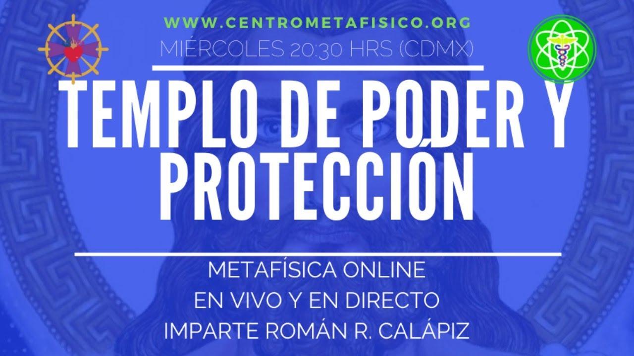 TEMPLO DE PODER Y PROTECCIÓN- Hércules