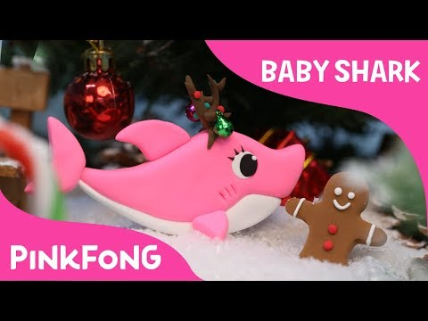 How to make a Clay Mommy Shark   Pinkfong Clay   Baby Shark   Pinkfong Songs for Children