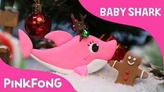 How to make a Clay Mommy Shark | Pinkfong Clay | Baby Shark | Pinkfong Songs for Children