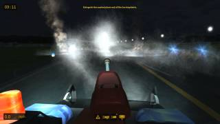 Airport Firefighter Simulator 2015 - Debris Field Gameplay